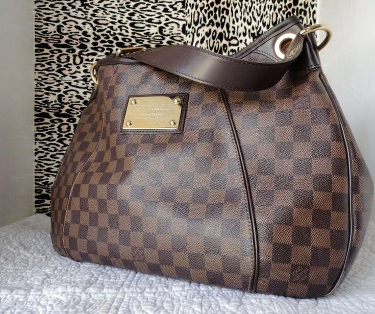 Louis Vuitton Damier Ebene Galleria Bag