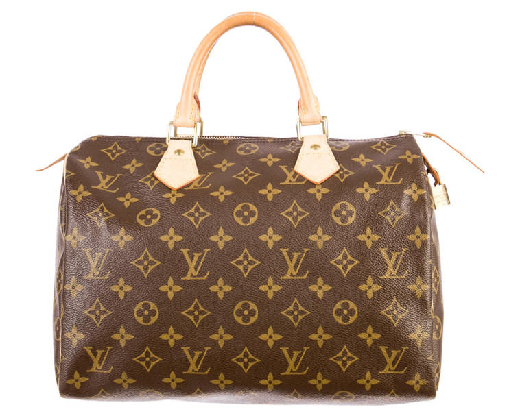 Louis Vuitton Speedy RealReal