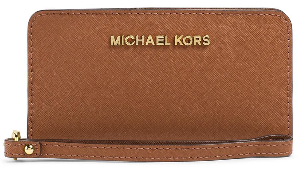 MICHAEL Michael Kors Jet Set Travel Slim Tech Wristlet