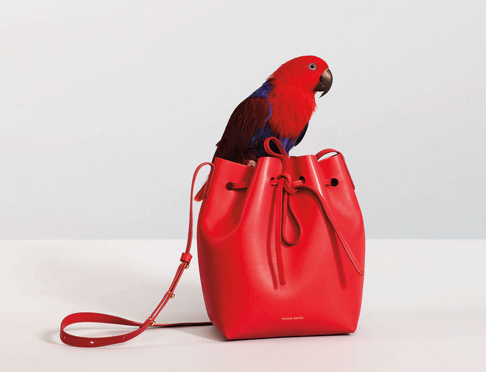 Mansur Gavriel Handbags Spring 2015 Lookbook 7