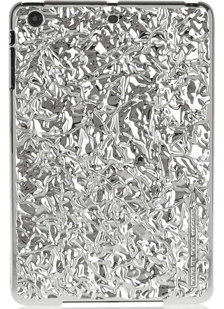 Marc by Marc Jacobs 3D Metallic iPad Mini Case