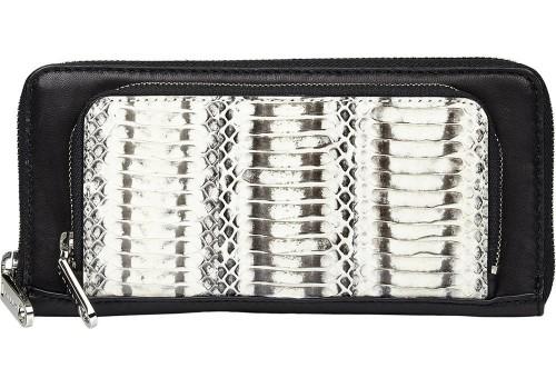 Mily Mercer Zip-Around Wallet