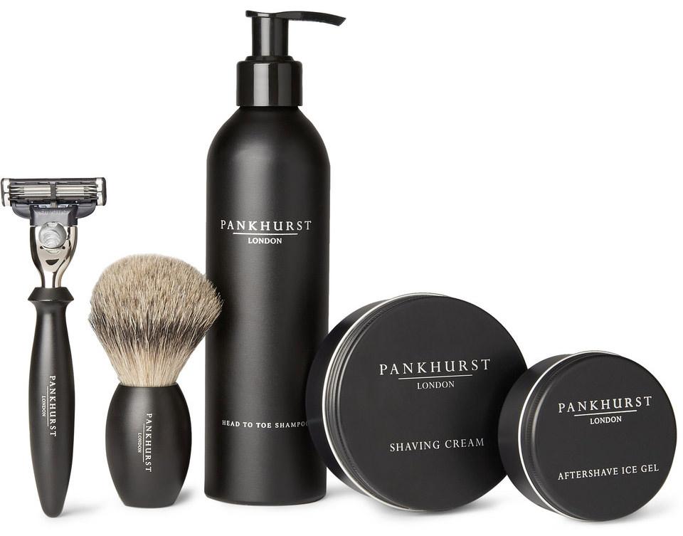 Parkhurst London Shaving Set