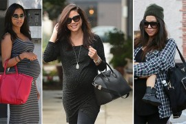 Everyone in Hollywood is Currently Pregnant; Here are Their Handbags