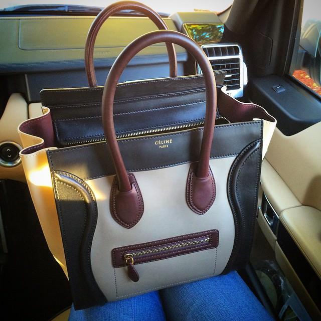 PurseBlog Celine Luggage Tote
