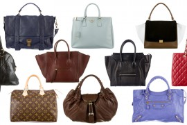 The Top 10 Best Selling Handbags of 2014 on The RealReal