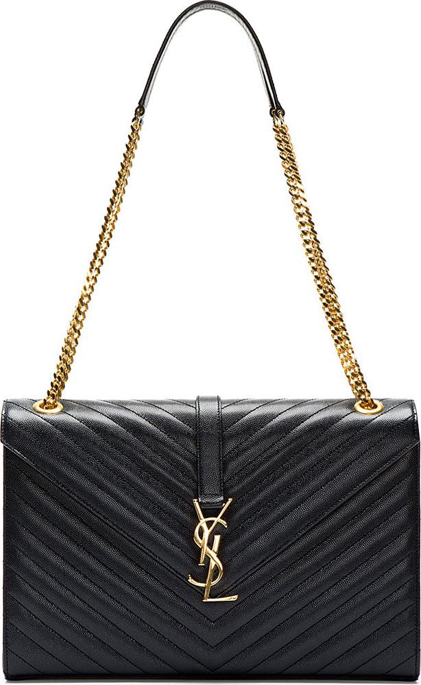 Saint Laurent Monogramme Large Shoulder Bag