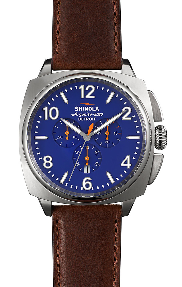 Shinola Brakeman Chronograph Watch