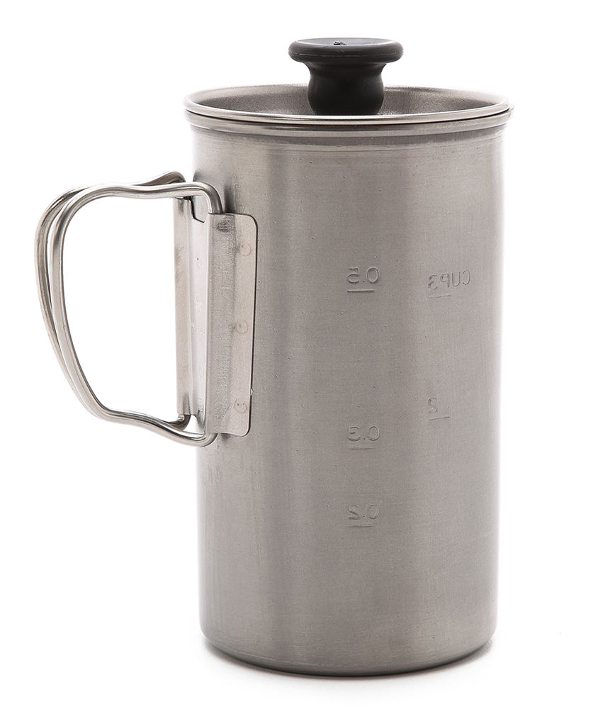 Snow Peak Titanium Coffee Press