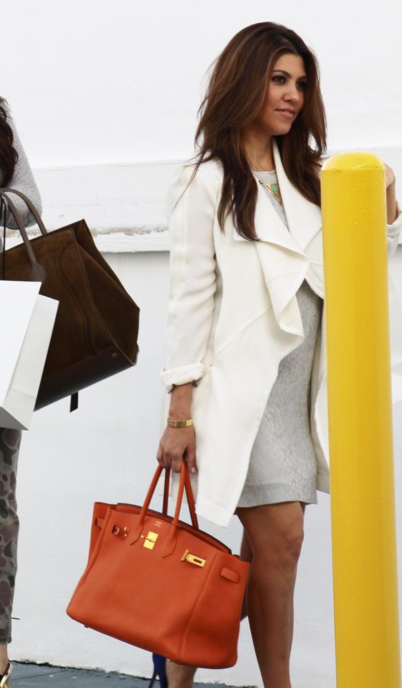 7d3f0bb61e6c The Many Bags of Kourtney Kardashian - PurseBlog