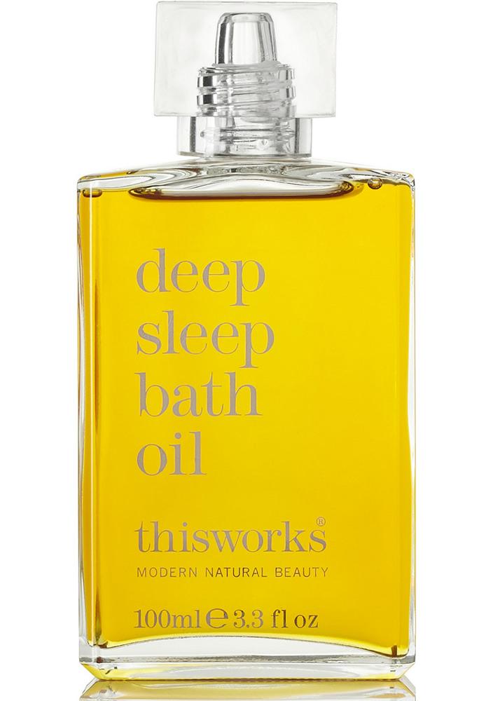 Thisworks Deep Sleep Bath Oil