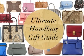 Gift Guide 2014: The Ultimate Handbag Gift Guide