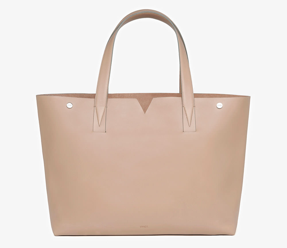 Vince Signature Collection E W Tote