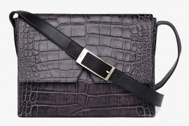 Bag of the Week: Vince Signature Collection Stamped Croc Crossbody Bag