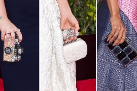 The Best Bag Moments of the 2015 Golden Globes and After-Parties