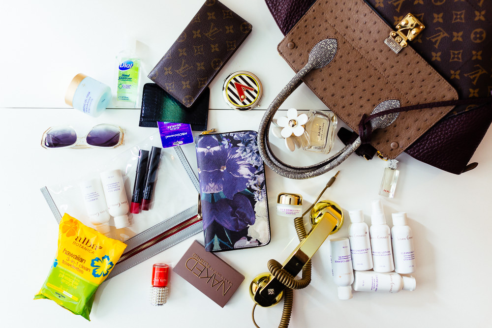 What's In Her Bag