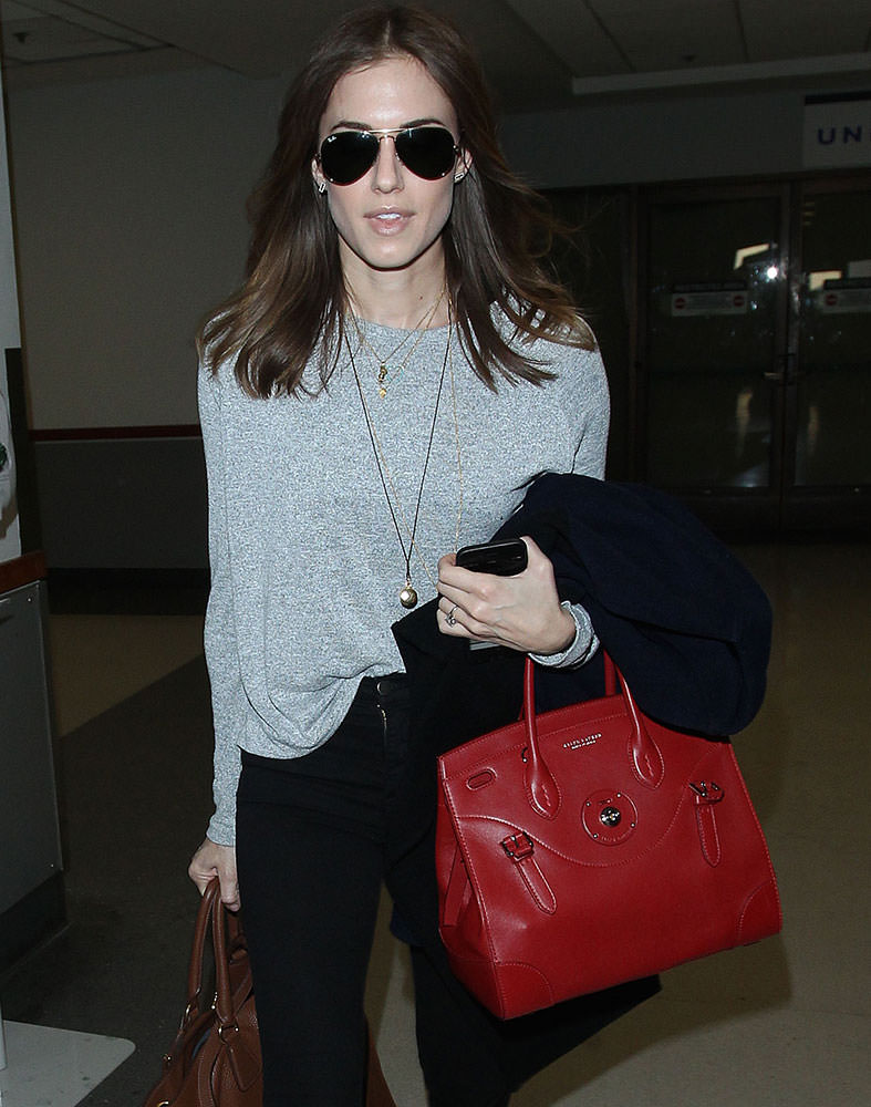 Allison-Williams-Ralph-Lauren-Ricky-Bag