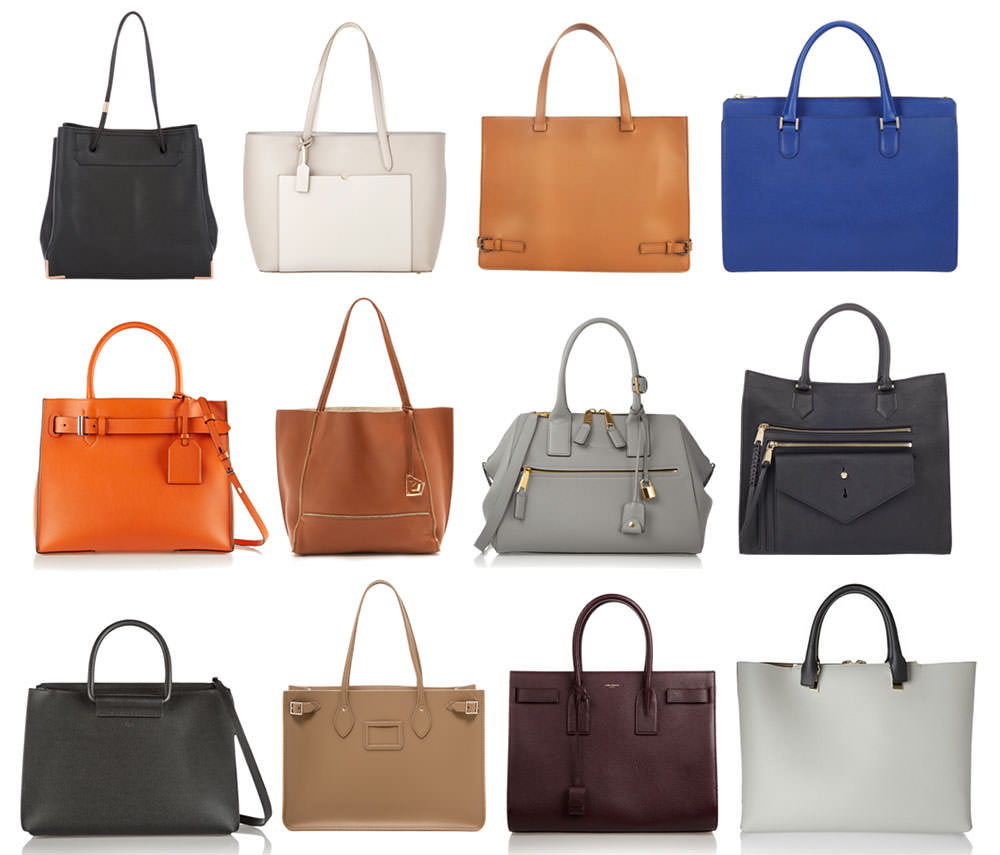 30 great work bags no obvious logos no crazy colors for Designer accessoires