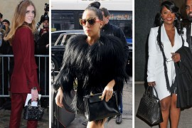 This Week, Celebrities Headed to Sundance and Couture Shows–Check Out Their Bags