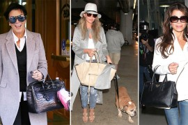 Check Some of this Week's Best Celeb Bags, Plus a Special Appearance from Chrissy Teigen's Bulldog