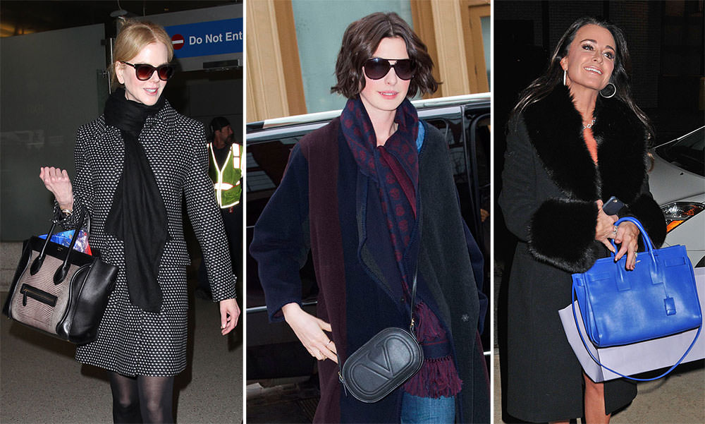 This Round Of Celebrity Bag Picks Include Louis Vuitton