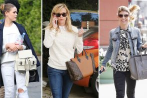 Céline and Gucci Dominate Last Week's Best Celebrity Bag Picks