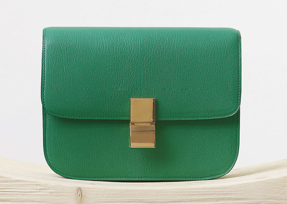 Celine-Medium-Classic-Box-Bag-Green-3900