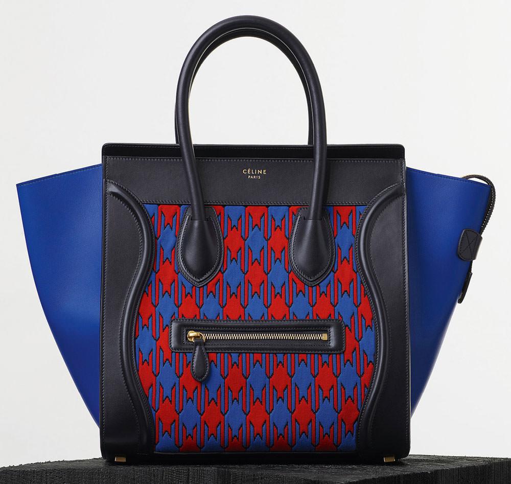 Celine-Mini-Luggage-Tote-Houndstooth-2950
