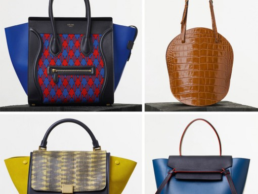 35f0cd6854b0 Céline s Summer 2015 Handbag Lookbook and Prices are Here