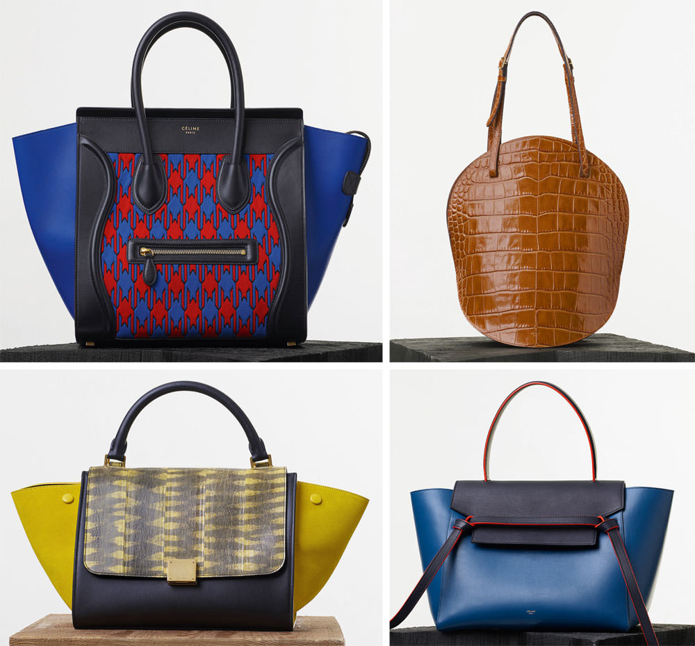 8defa951ca Céline s Summer 2015 Handbag Lookbook and Prices are Here - PurseBlog