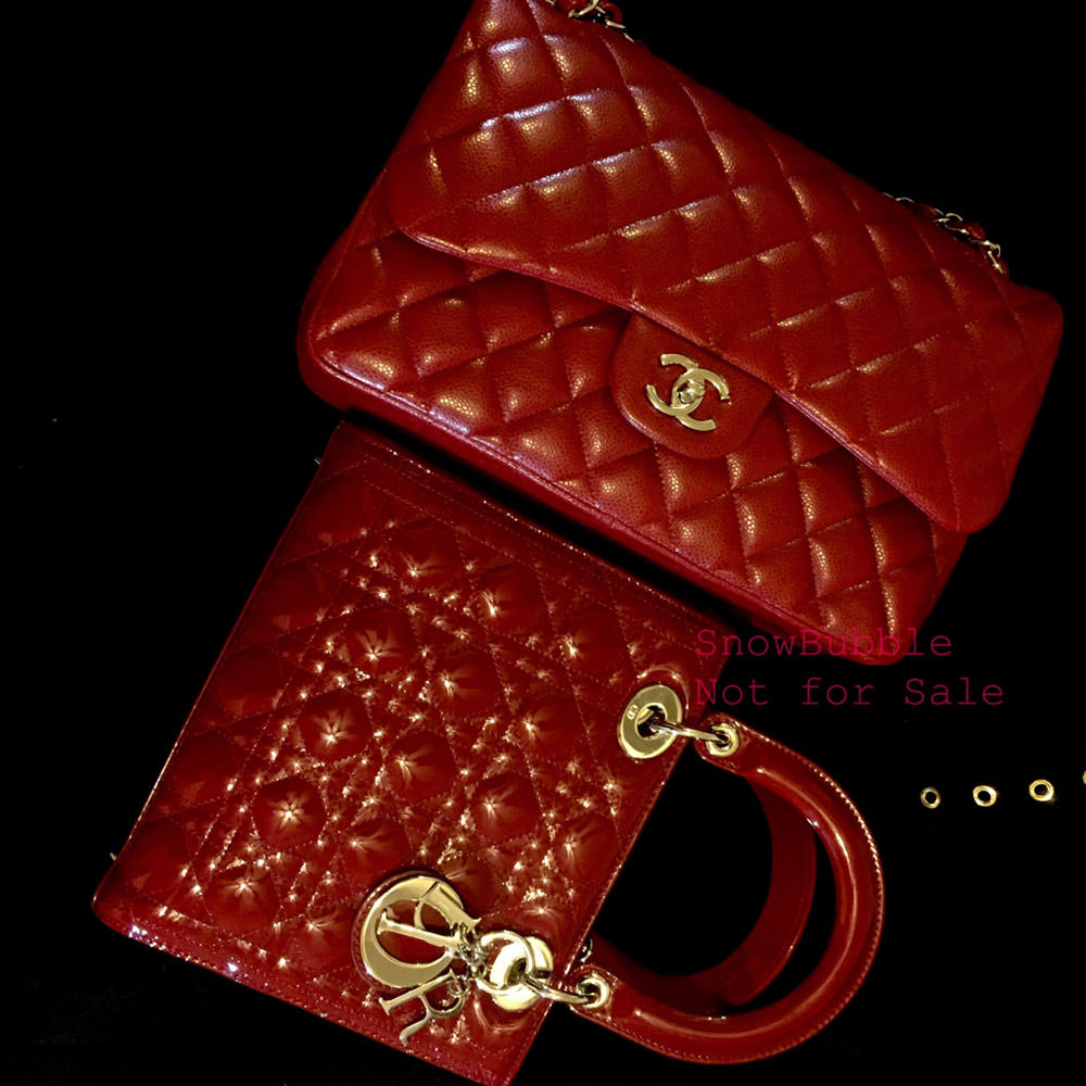Chanel-Classic-Flap-Bag-Dior-Lady-Dior-Bag
