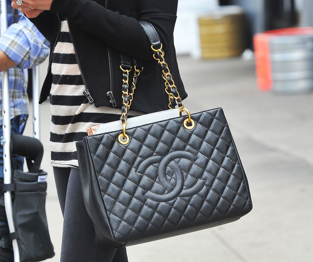 3d5eee274a6d93 Is Chanel Discontinuing the Grand Shopping Tote? - PurseBlog