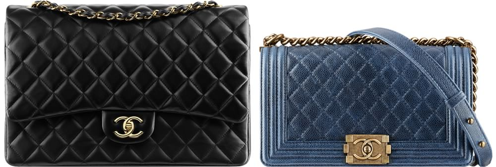 Chanel Jumbo Flap vs Chanel Boy Bag