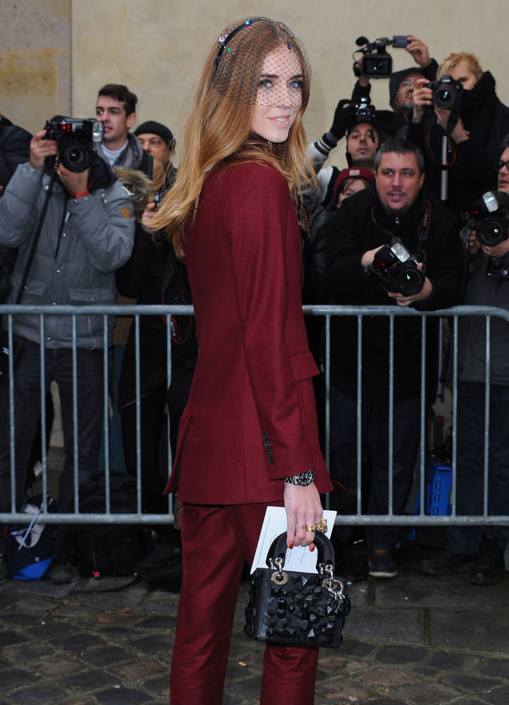 Chiara-Ferragni-Christian-Dior-Lady-Dior-Mini-Bag