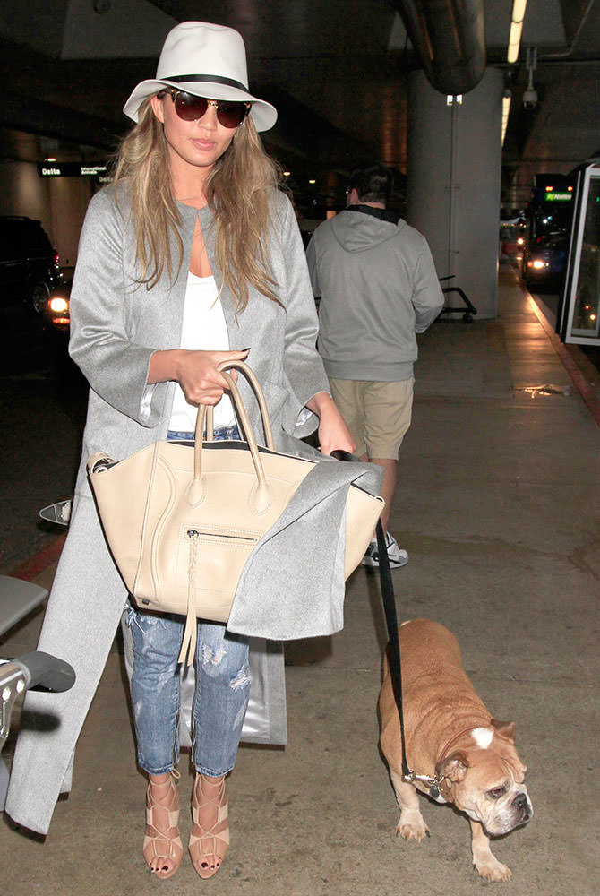Chrissy-Teigen-Celine-Phantom-Luggage-Tote