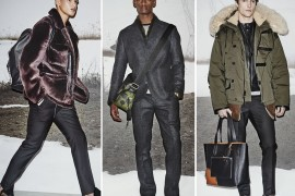 Coach Men's Fall 2015