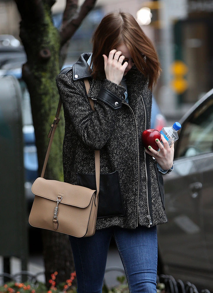 Emma-Stone-Gucci-Jackie-Soft-Bag