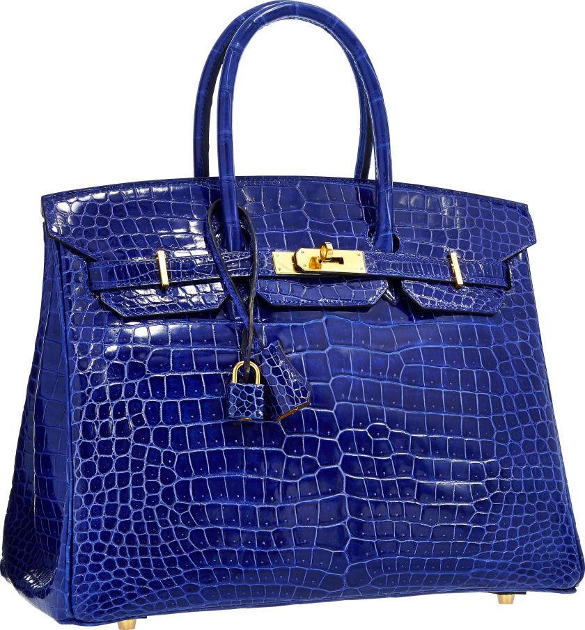 Hermes-Birkin-Special-Order-Horseshoe-Shiny-Blue-Electric-&-Alezan-35cm