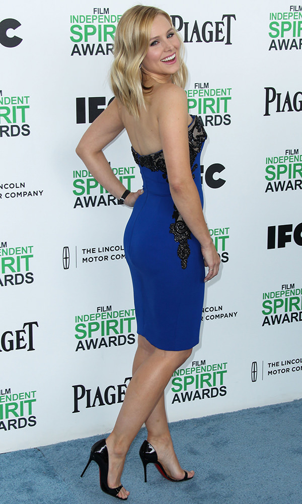 The Many Shoes Of Kristen Bell Purseblog