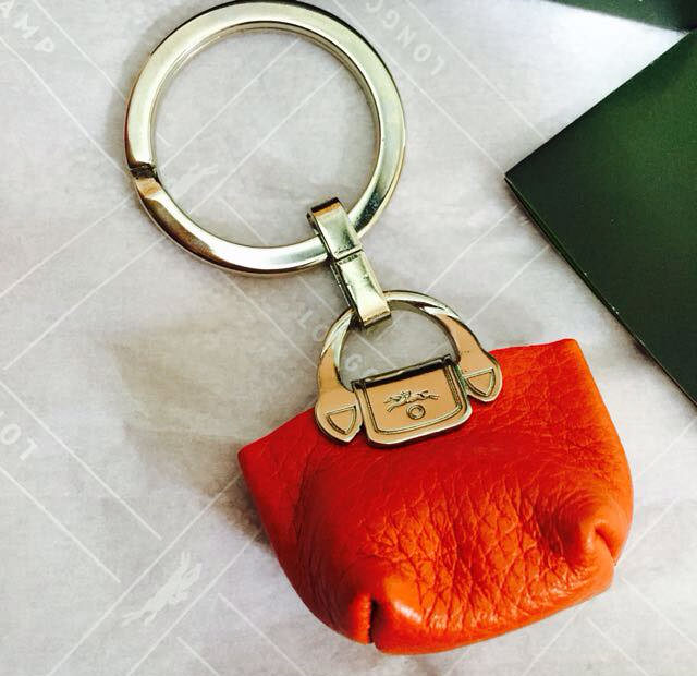 Longchamp-Keychain