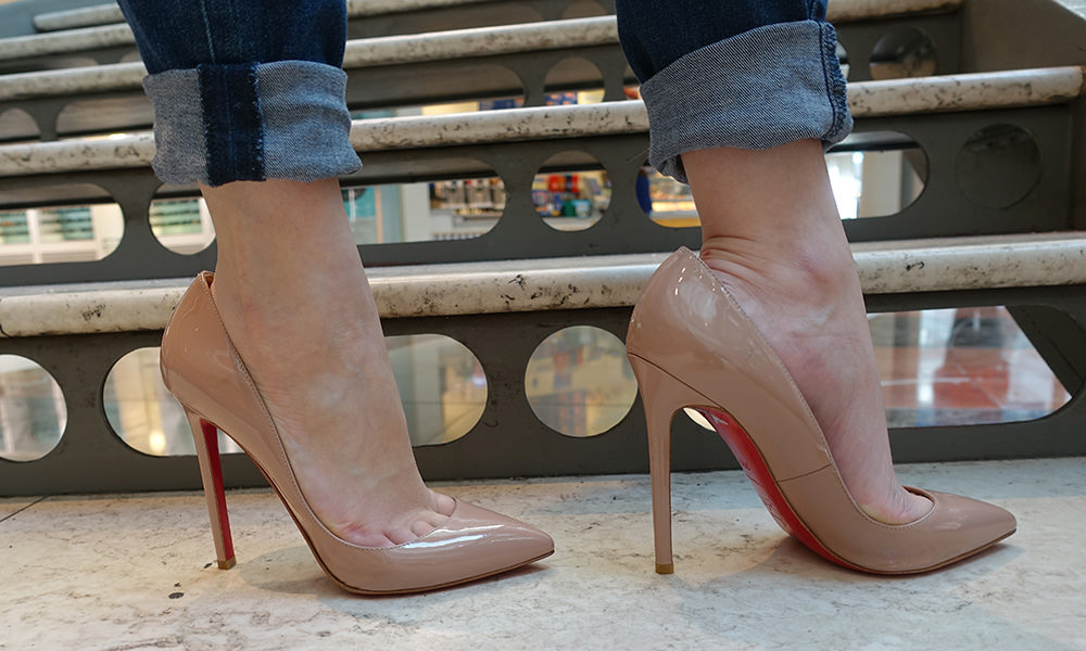 christian louboutin review shoes