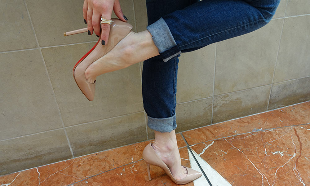 christian louboutin shoes comfortable