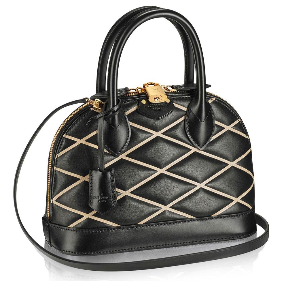 Louis-Vuitton-Malletage-Alma-BB-Black