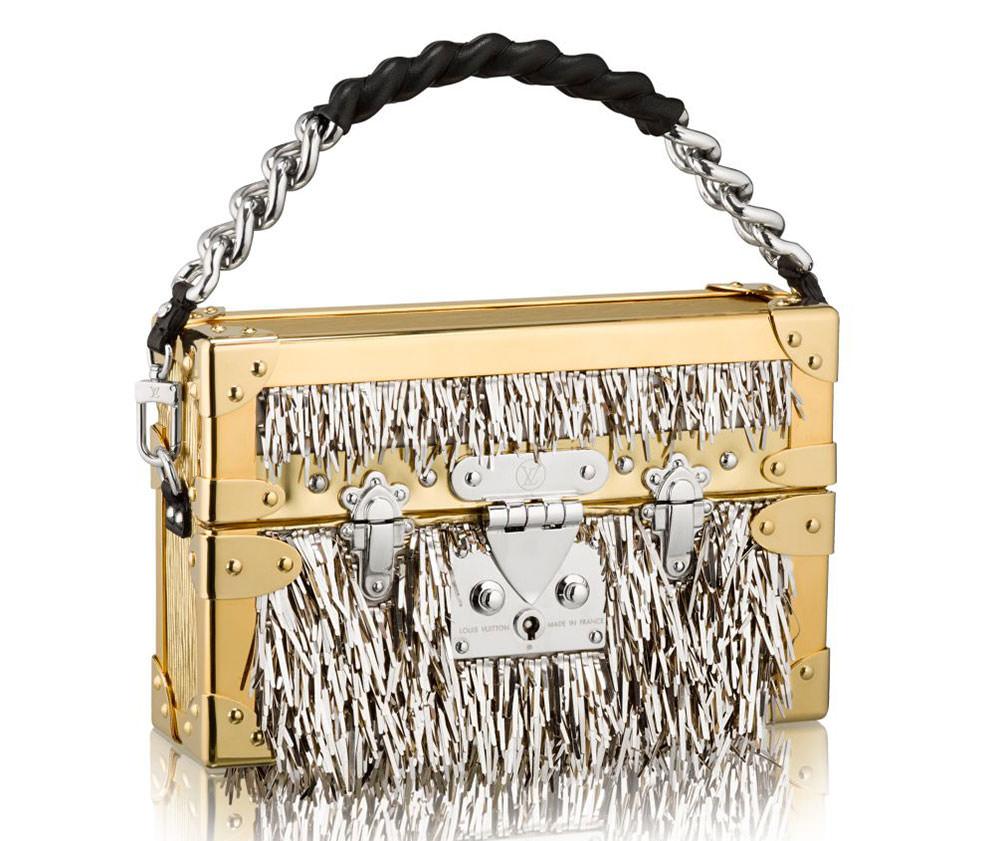 Louis-Vuitton-Petite-Malle-Metallic-Fur-bag