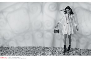 Jennifer Connelly Stars in Louis Vuitton Spring 2015 Ad Campaign