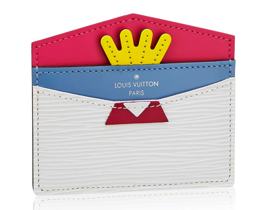Louis-Vuitton-Tribal-Mask-Card-Pouch-Pink