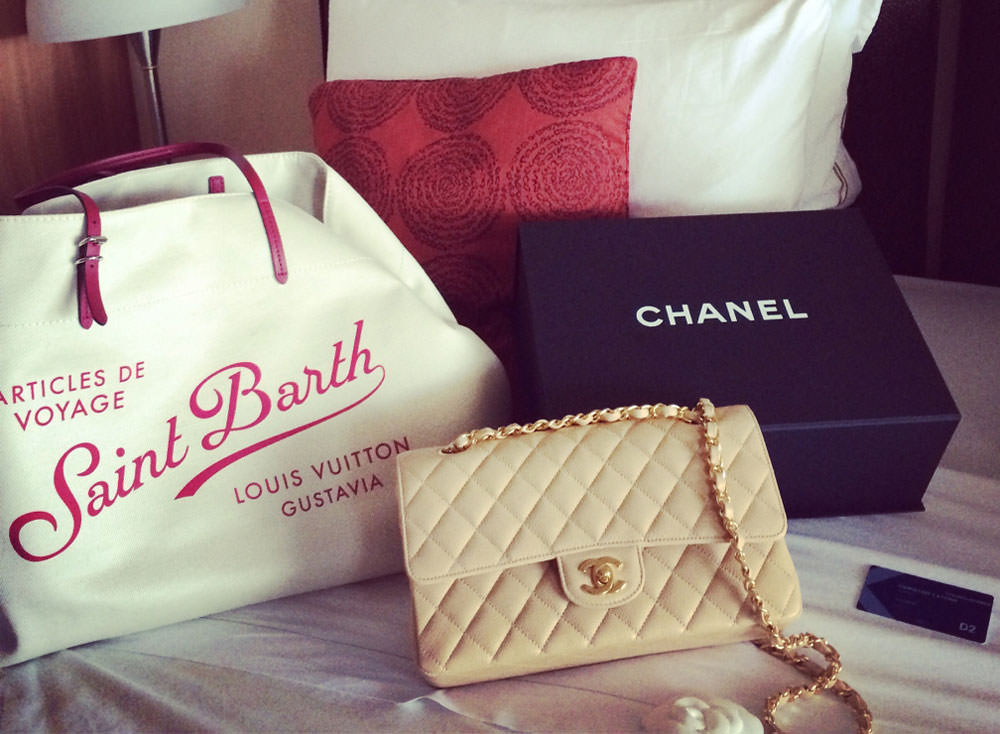 Louis-Vuitton-and-Chanel-Bags