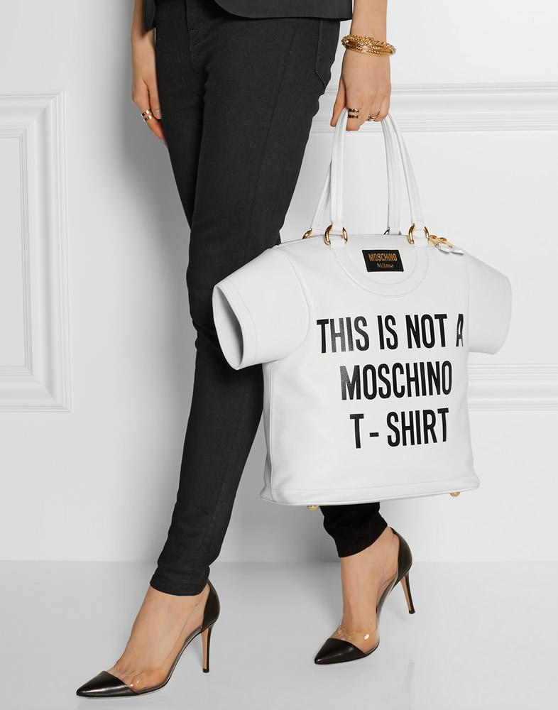 Moschino T-Shirt Bag 1