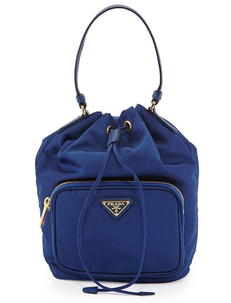 Prada-Tessuto-Mini-Bucket-Bag