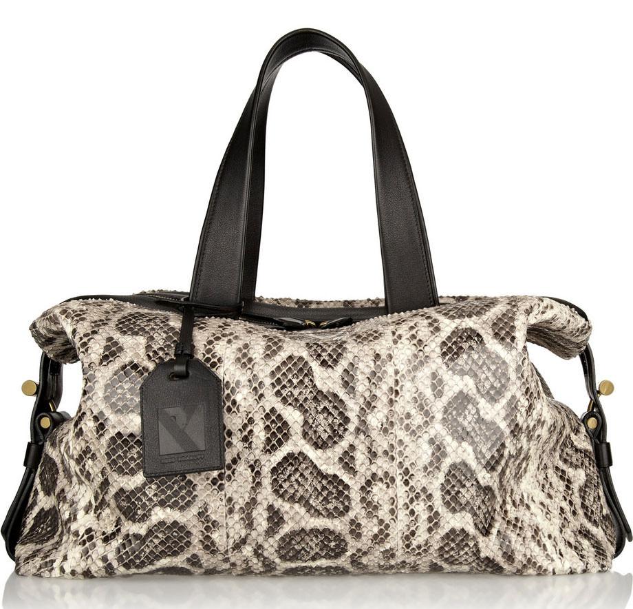 Reed-Krakoff-Atlas-Python-Bag